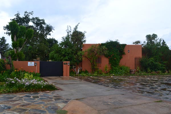 Entrance of Boga Legaba Guest House and Conference Centre